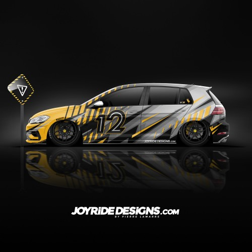 JOYRIDE GOLF R CHICKS FULL SIDE LR