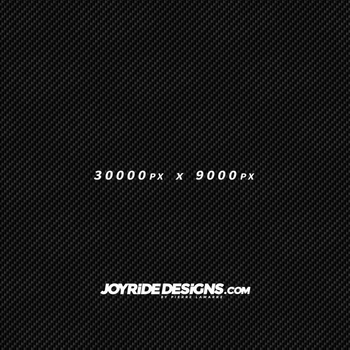 JOYRIDE CARBON FIBER TEXTURE WRAP DESIGN JDT-11