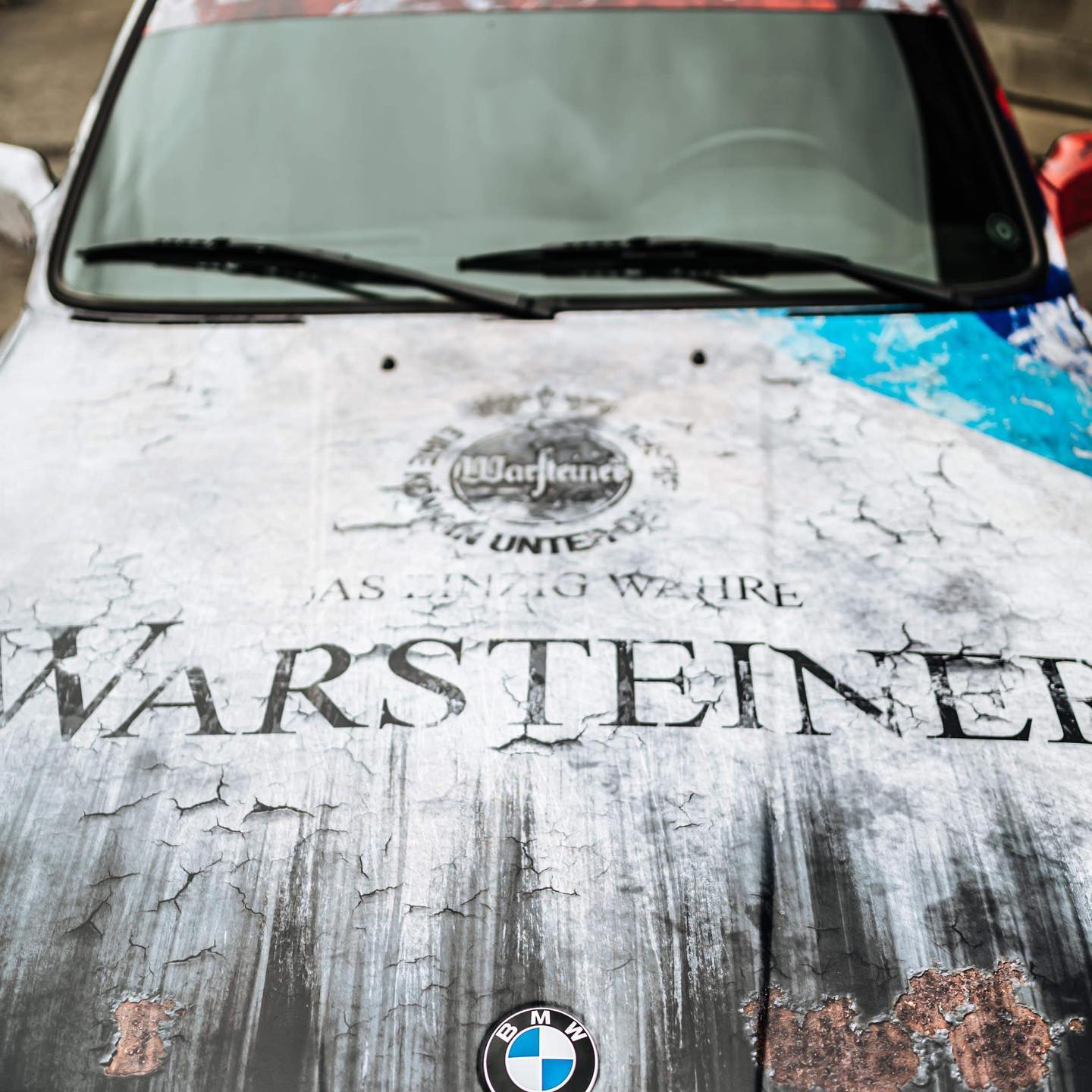 JOYRIDE BMW E30 DIRTY THIRTY WRAP DESIGN PROJECT 3