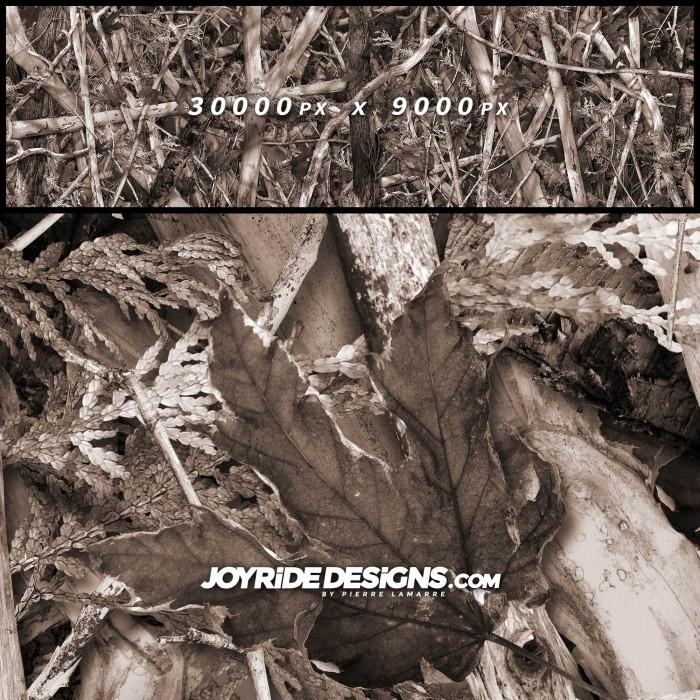 JOYRIDE REAL FOREST CAMO TEXTURE WRAP DESIGN JDT-15 60X200
